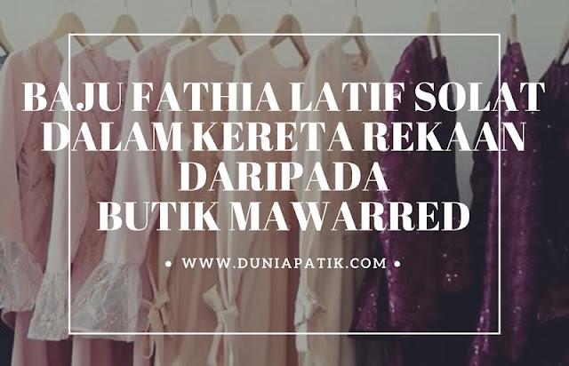 BUTIK MAWARRED