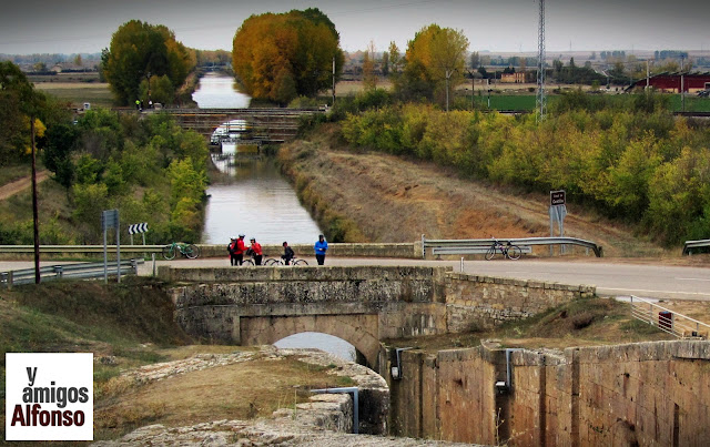 Canal de Castilla - AlfonsoyAmigos