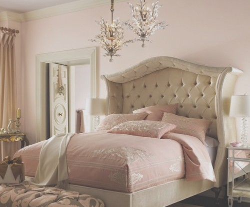 Life in the Barbie Dream House: Master Bedroom Concept