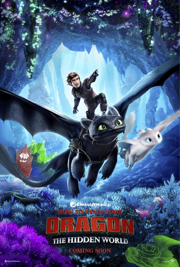 How to Train Your Dragon: The Hidden World (2019) Dual Audio Hindi 350MB BluRay 480p