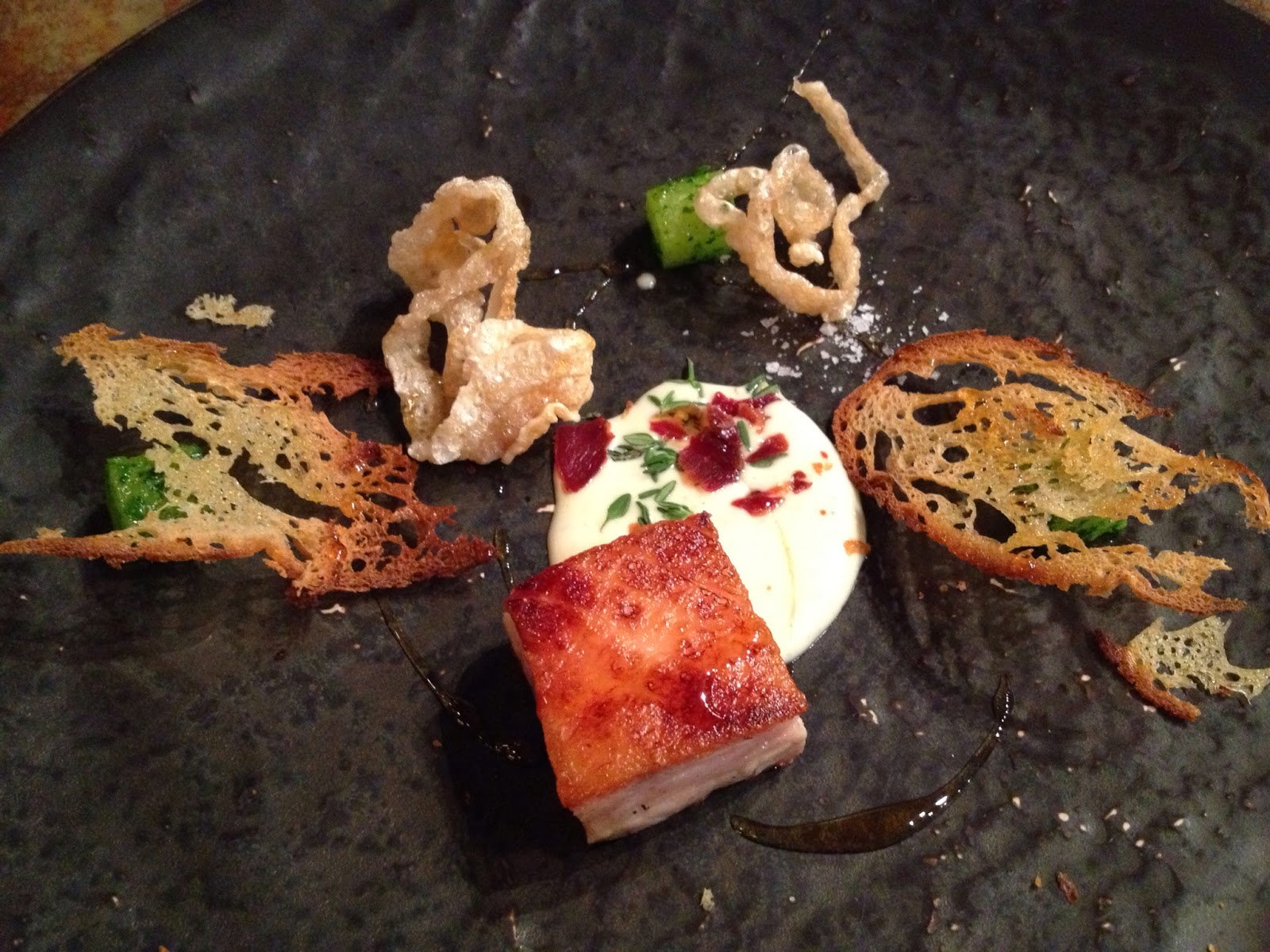 Cape Town - Pork belly