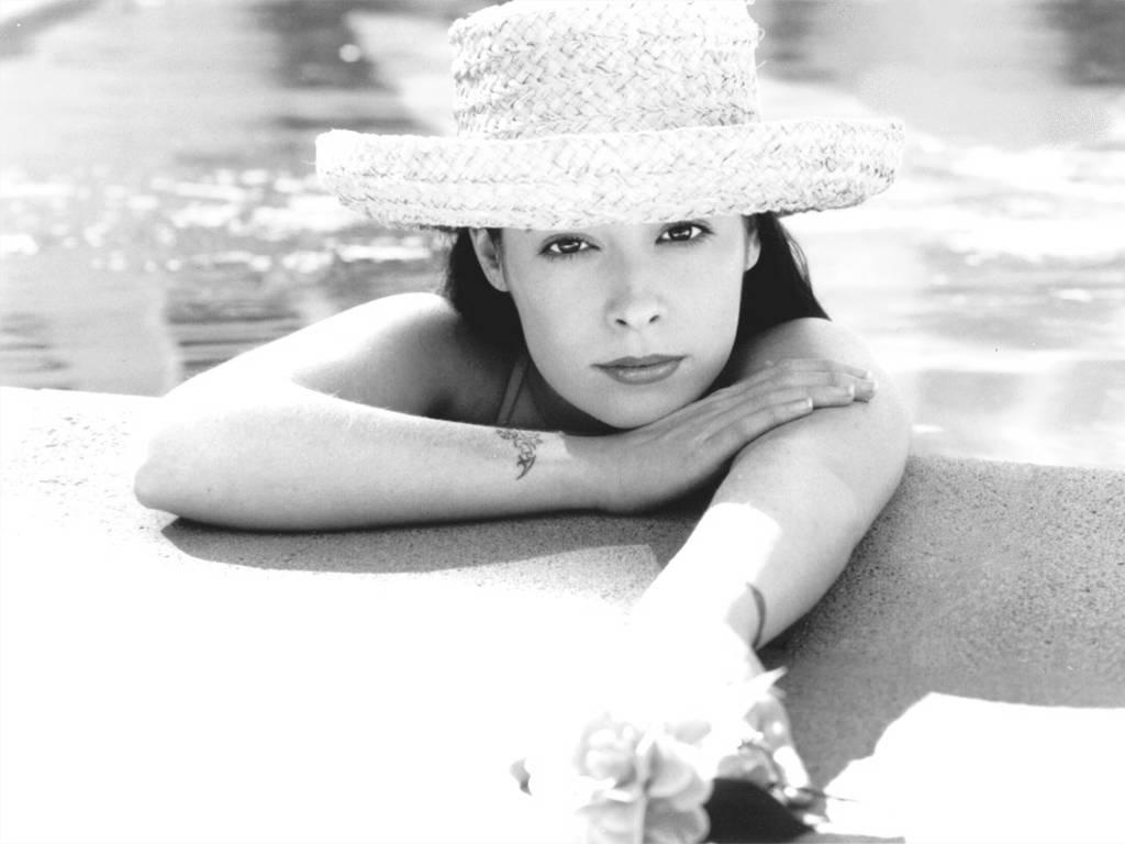Gina gershon black and white - 1 part 8