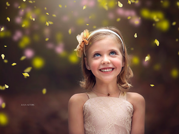 Photographer Spotlight - Whimsical Spring by Julia Altork Photography