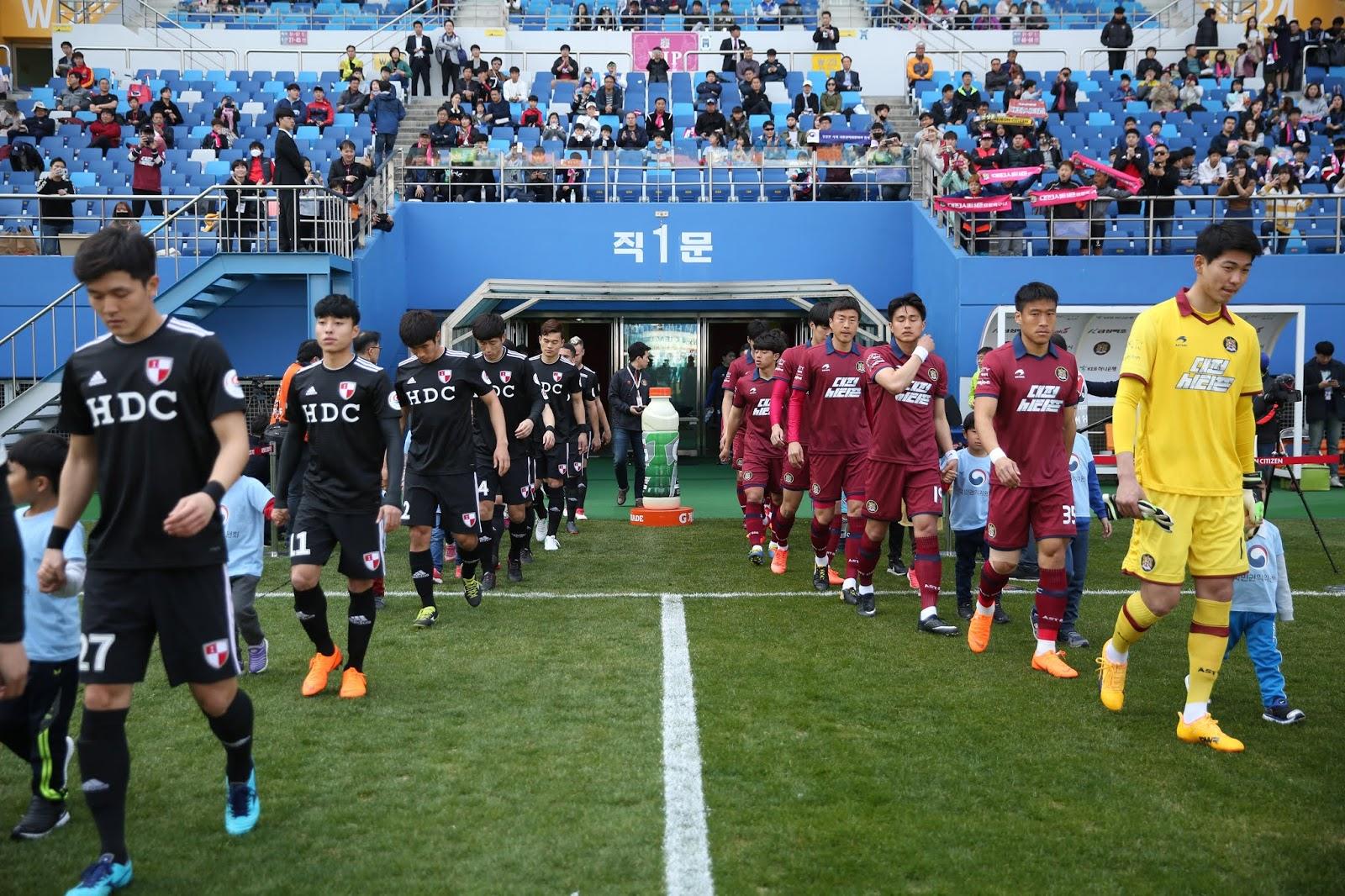 Preview: Daejeon Citizen vs Busan IPark K League 2