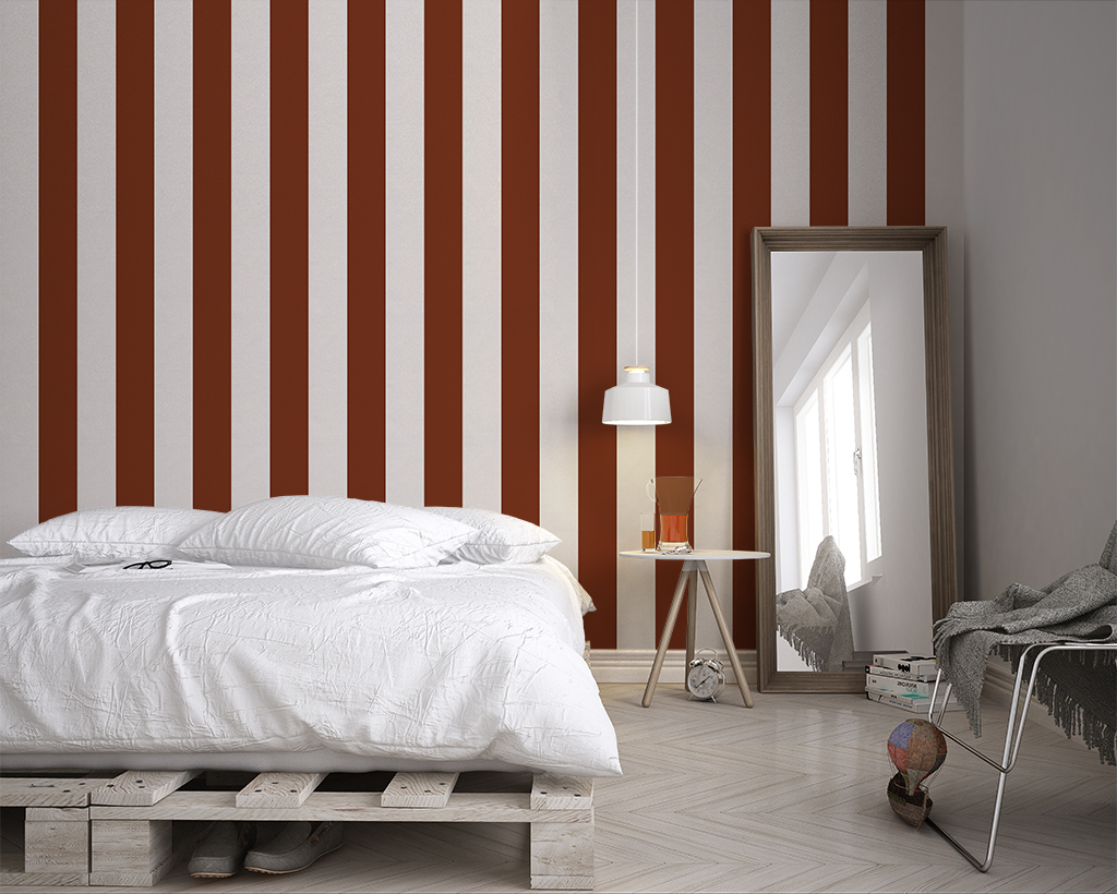 Papel pintado papel pintado rayas - Papel pared rayas ...