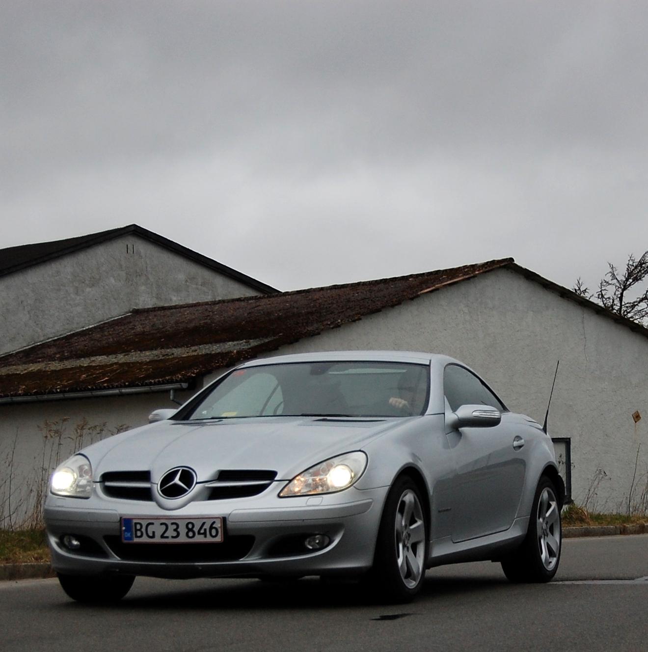 Mercedes Slk 200: Kuminkäryä: Testissä: Mercedes-Benz SLK 200 Kompressor