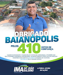 VOTE 25.555 - Ima do João Balbino