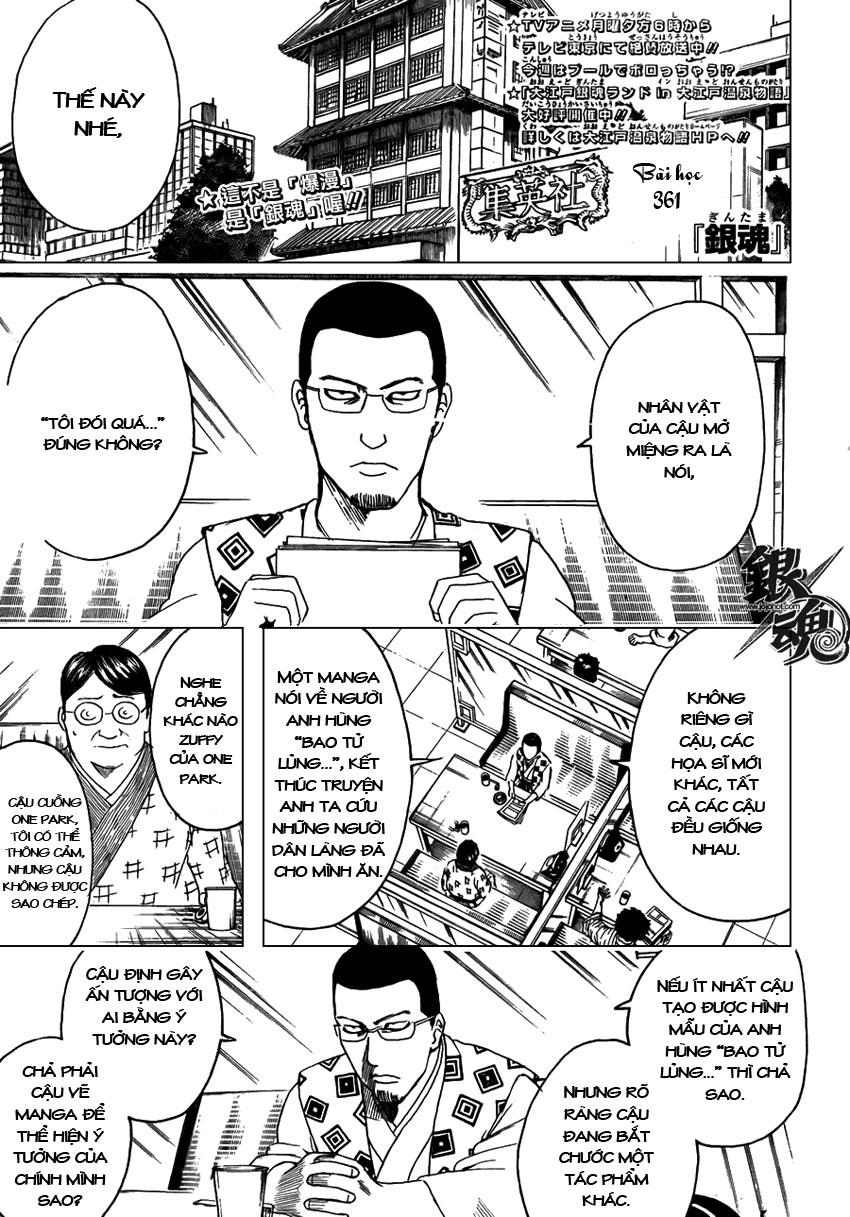 Gintama Chap 361 page 2 - Truyentranhaz.net