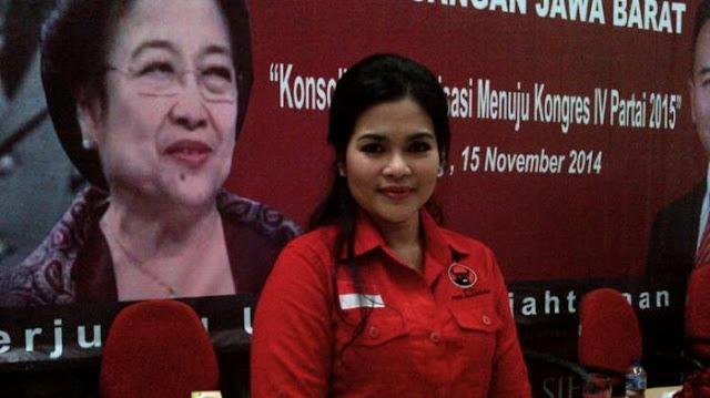 Puti Guntur Soekarno Nyatakan Siap Maju ke Pilgub DKI 2017