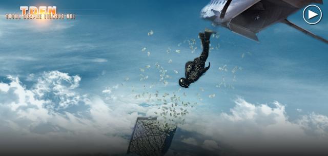 Primul trailer pentru remake-ul Point Break, are cascadorii extreme şi multă acţiune