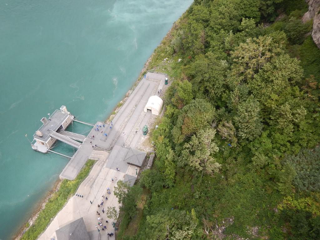 Niagara Falls, lado americano