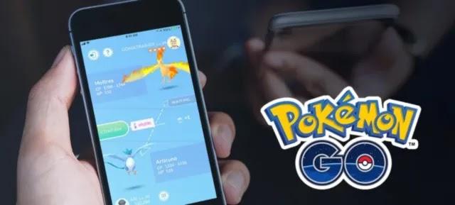 Trade Pokemon GO
