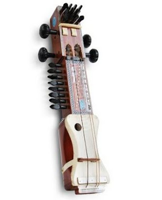 Sarangi  **India**   Used in Hindustani classical music, it is said to most resemble the sound of the human voice.