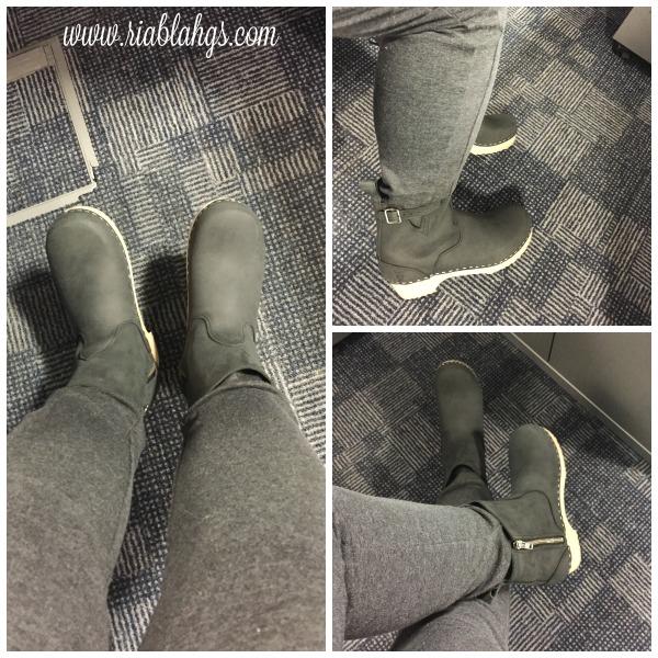 sandgrens-new-york-low-heel-clog-boots-black
