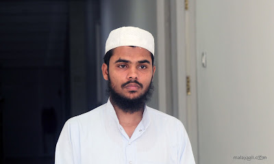 Hafiz Muhammed Junaid, Shaheed Junaid, Junaid, Muhammed Hashim, Malayali Peringode
