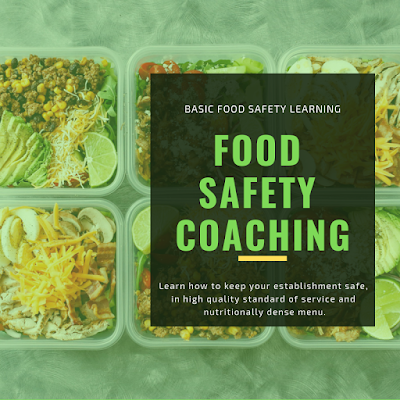 Service : Food Safety Coaching