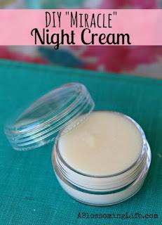 DIY Night Cream