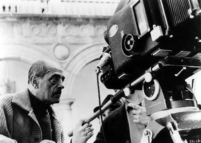 Luis Bunuel, Spanish filmmaker