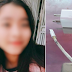 Asian Girl, 14, is electrocuted by faulty iPhone charger after rolling on to the cable as she slept