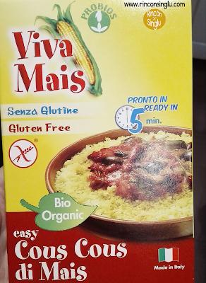 Cous Cous sin gluten apto para celiacos
