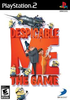 Despicable Me (Meu Malvado Favorito) (PS2) 2010