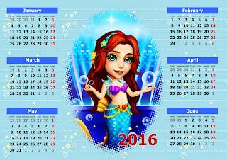 Royal Story Mina Calendar