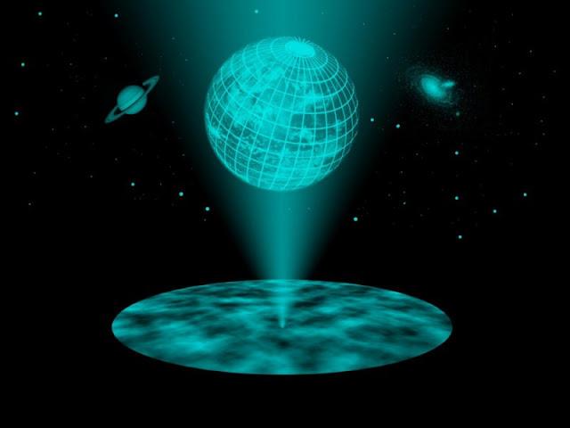 Alam semesta 3D