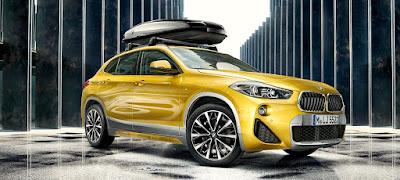 Canzone pubblicità BMW X2 2018