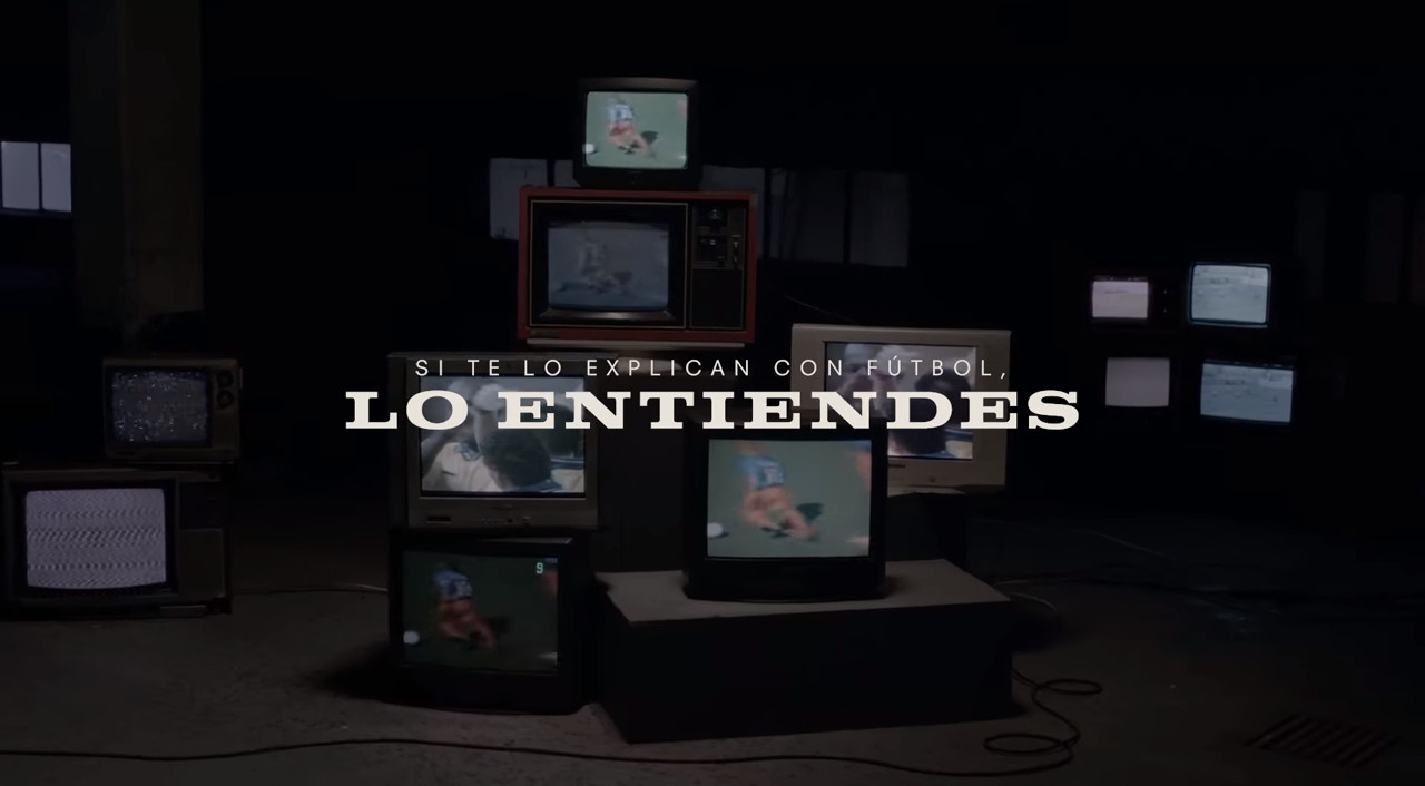 """#TócatelasConFútbol Líbero - """"El Pibe"""" Valderrama"""