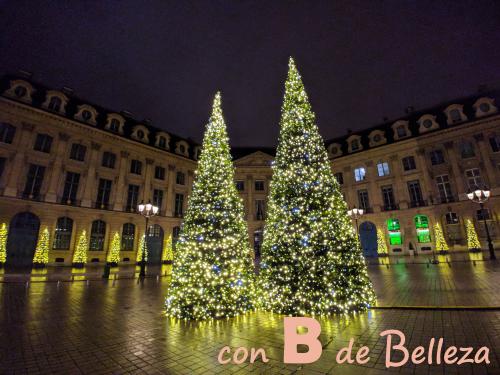 Arboles Navidad Plaza