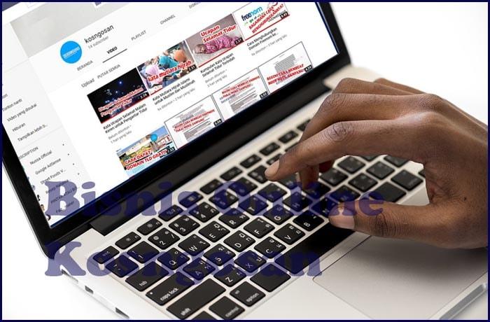 bisnis online 2020