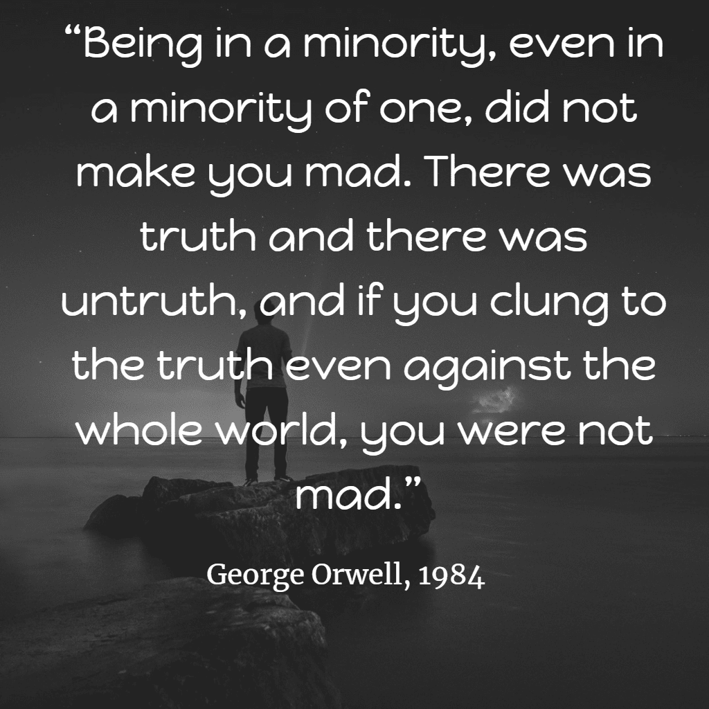 George Orwell Inspiring Images Quotes and Sayings and excerpts ...