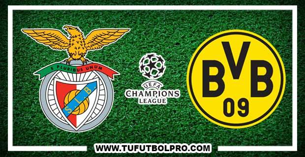 Ver Benfica vs Borussia Dortmund EN VIVO Por Internet Hoy 14 de Febrero 2017