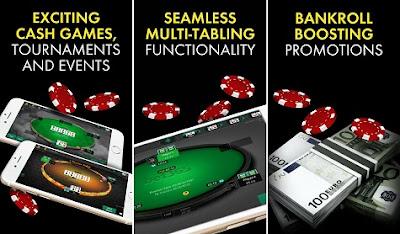 App para el móvil de póquer en Bet365