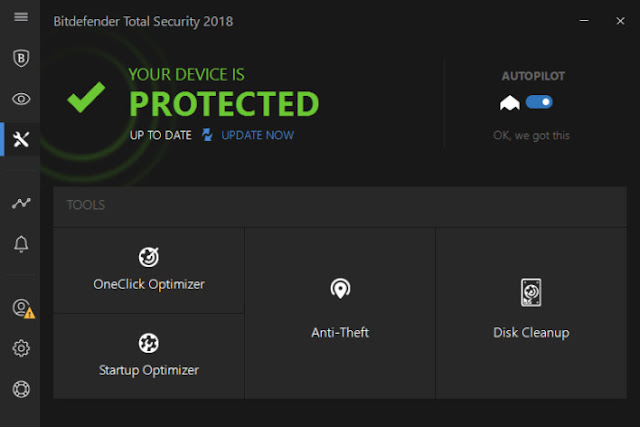 Bitdefender Total Security 2019 Free Download Full Version With Key