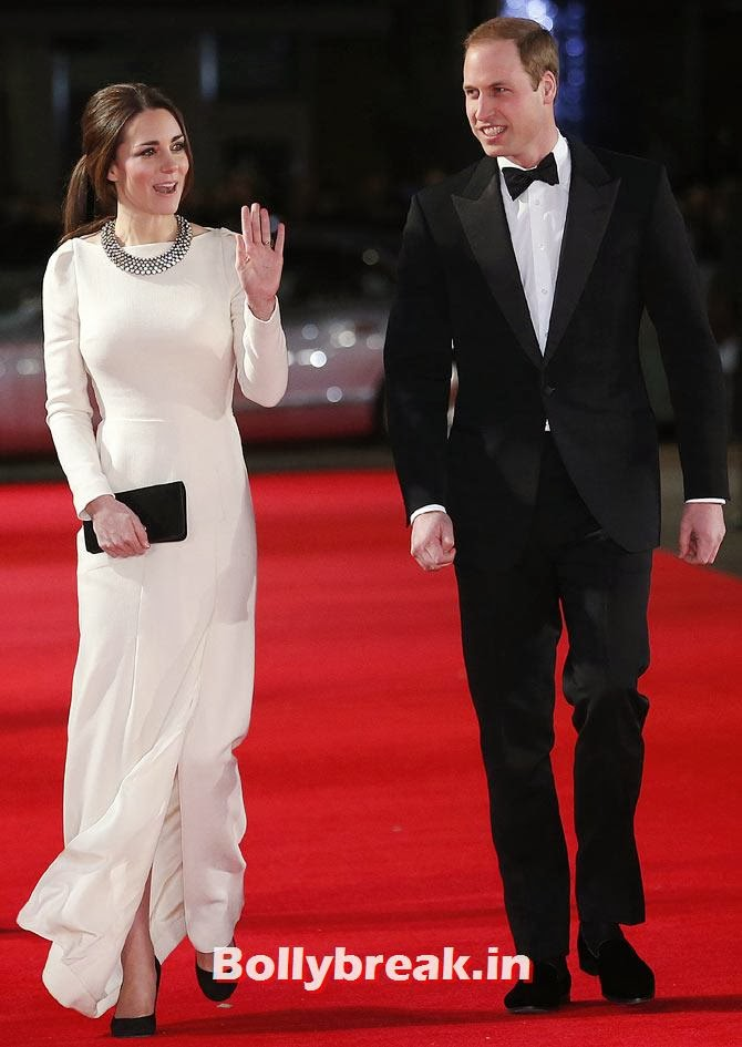 Duchess Catherine and Prince William, The most stylish couples of 2013