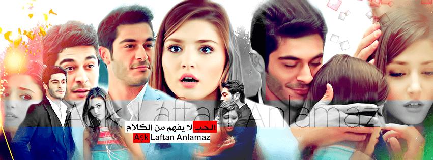 جميع حلقات مسلسل  الحب لا يفهم من الكلام