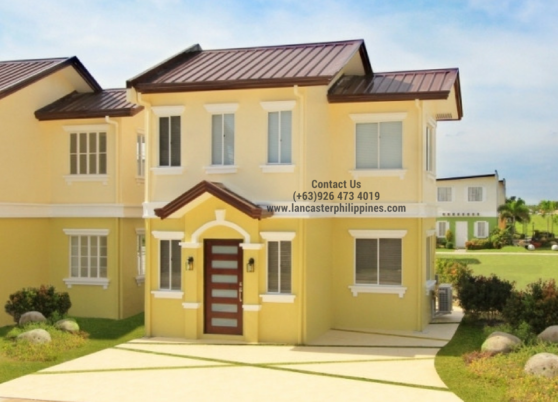 Sophie - Lancaster New City Cavite| Affordable House for Sale in Imus-General Trias Cavite