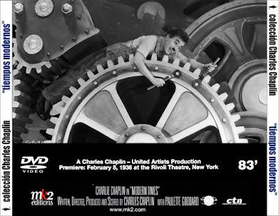 Tiempos modernos (Charles Chaplin) - [1936]