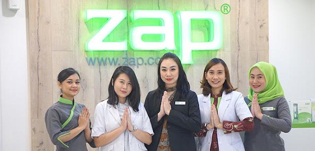 loker pt zap clinic perawat