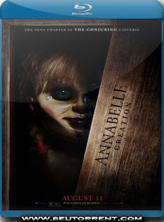 Annabelle 2 – A Criação do Mal (2017)BluRay 720p e 1080p Legendado – Download [Torrent]