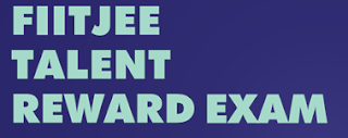 FIITJEE Talent Reward Exam