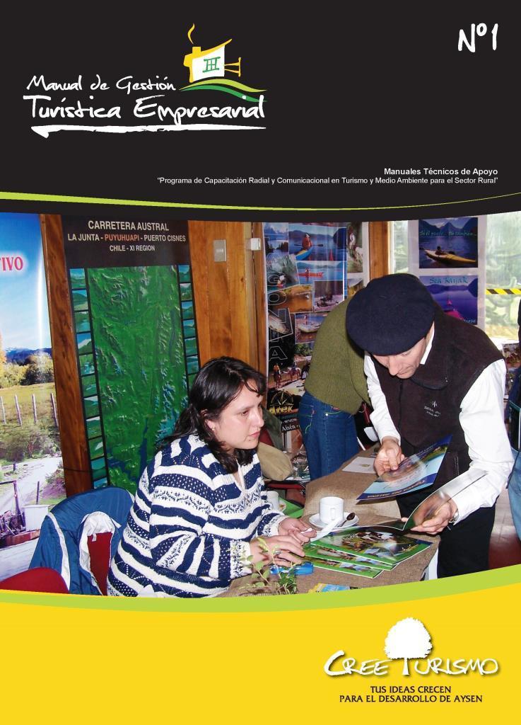 Manual de gestión turística empresarial