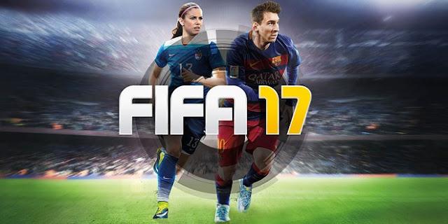 تحميل لعبة فيفا 2017