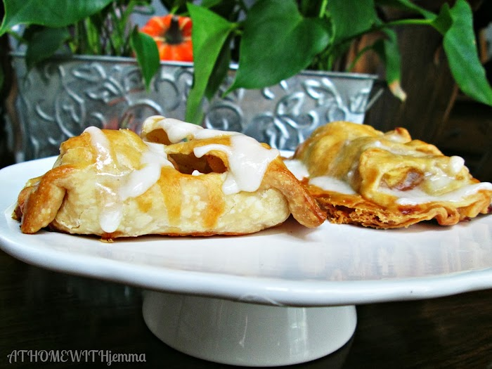 Granny Smith Apple turnovers