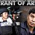 P/Supt. Dumlao Tinakasan Ang Warrant Of Arrest Sa Camp Crame