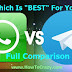 WhatsApp Vs Telegram Which One Is Best For You?