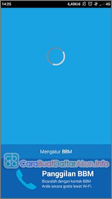 cara masuk bbm dengan pin lama lewat hp android