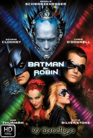 Batman & Robin [1997] HD 1080P Latino [Google Drive] GloboTV