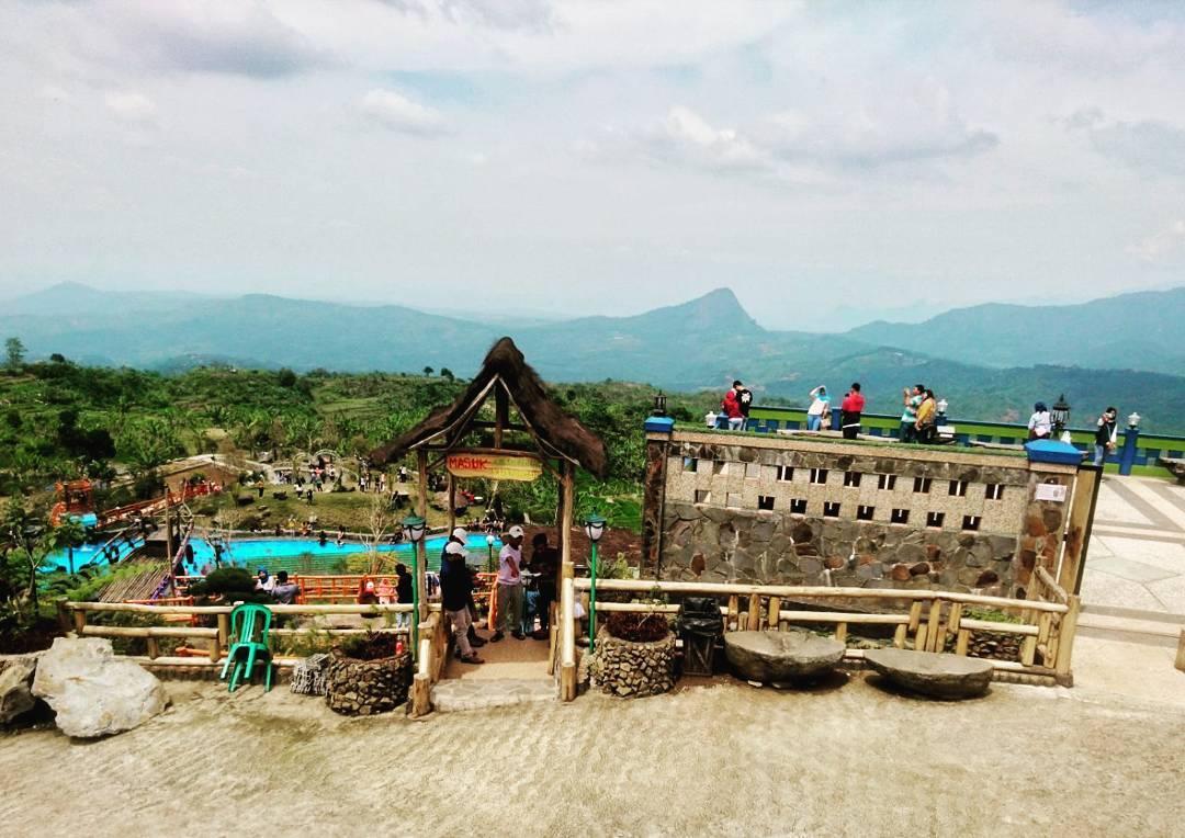 Lokasi Dan Rute Ke Villa Khayangan Sukamakmur Jonggol Bogor